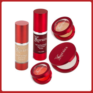 Khuraira Cosmetics Fab 5 Best for Less Light Complexion