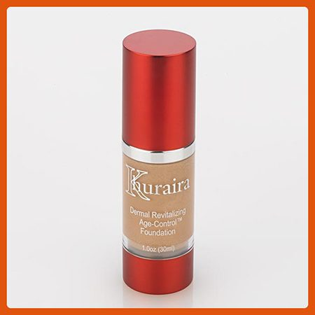 Khuraira Age Control Foundation Golden Tan