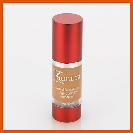 Khuraira Age Control Foundation Honey Beige