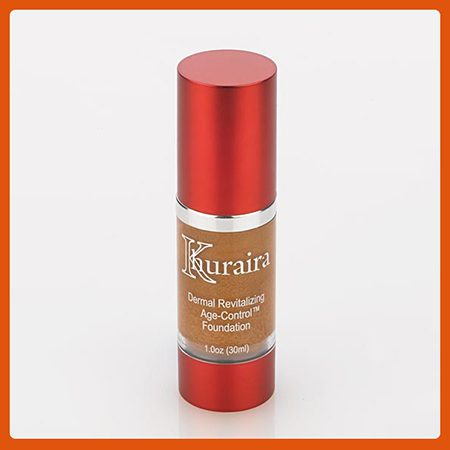 Khuraira Age Control Foundation Rich Bronze