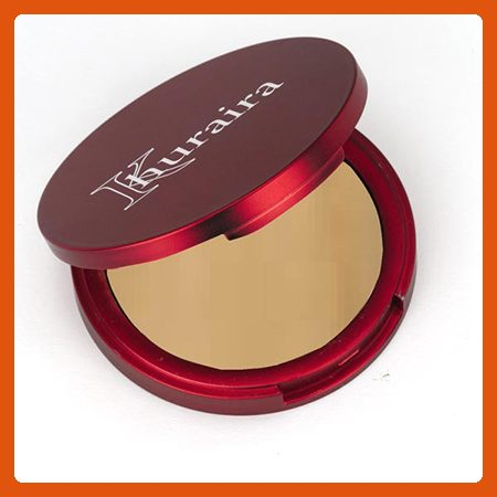 Khuraira Wet Dry Two Way Sand Beige Finishing Powder