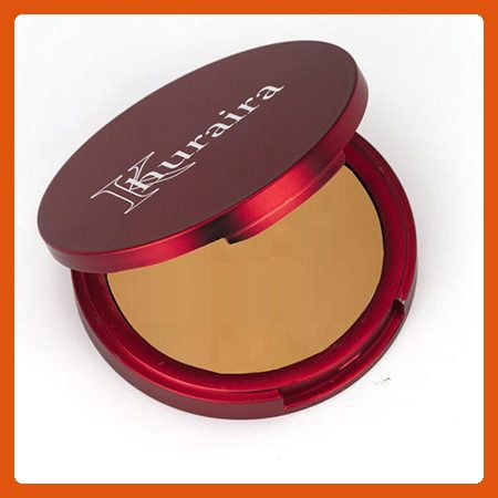 Khuraira Wet Dry Two Way Mocha Beige Finishing Powder