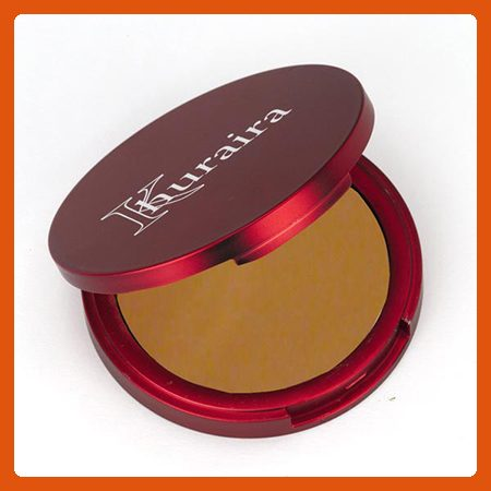 Khuraira Wet Dry Two Way Golden Bronze Finishing Powder