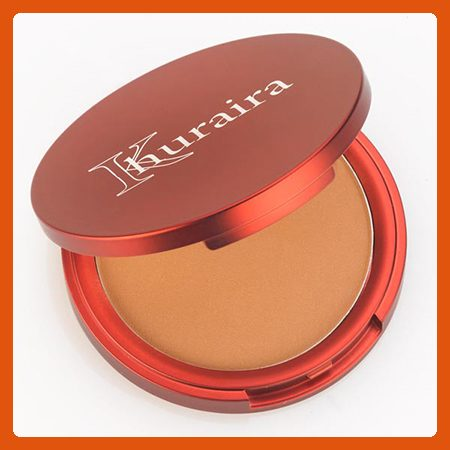 Khuraira Wet Dry Two Way Delicate Bronze Finishing Powder