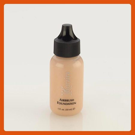 Khuraira HD Airbrush Foundation Sun Tan