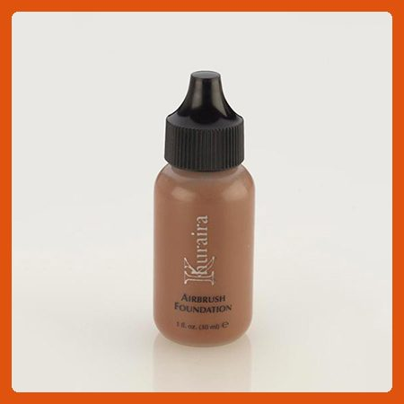 Khuraira HD Airbrush Foundation Rich Bronze