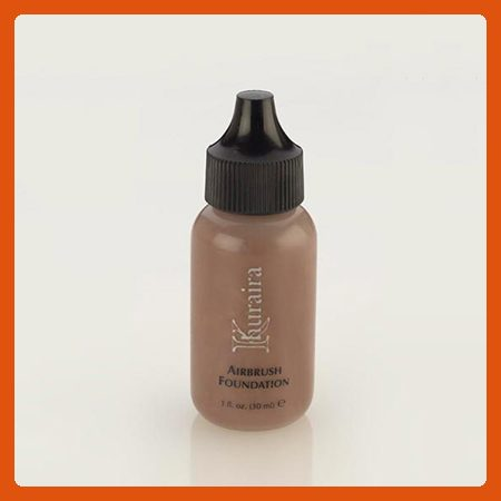 Khuraira HD Airbrush Foundation Espresso